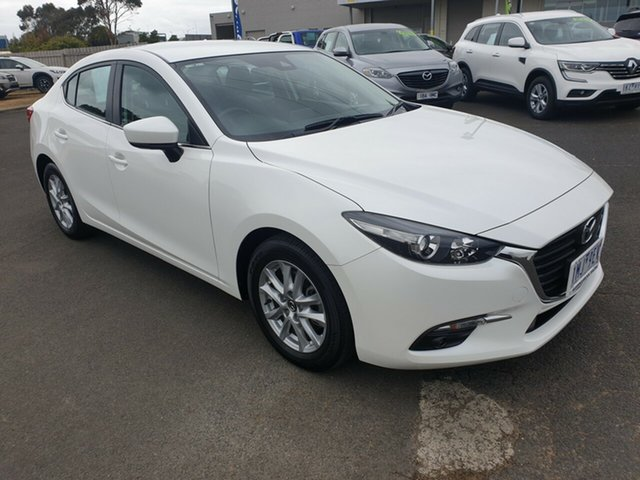 Used Mazda 3, Warrnambool East, 2017 Mazda 3 Sedan