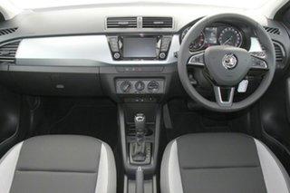 2019 Skoda Fabia 81TSI DSG Hatchback.