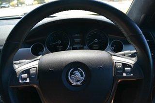 2008 Holden Caprice Sedan.