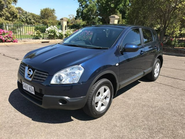 Used Nissan Dualis ST Hatch, Enfield, 2009 Nissan Dualis ST Hatch Hatchback