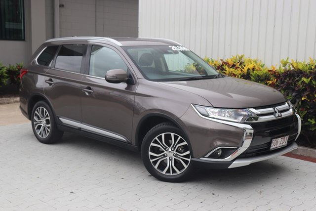 Used Mitsubishi Outlander LS AWD, Cairns, 2018 Mitsubishi Outlander LS AWD Wagon