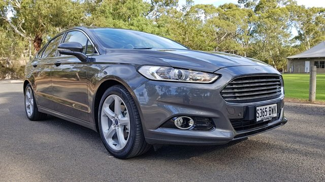Used Ford Mondeo Trend SelectShift, Tanunda, 2018 Ford Mondeo Trend SelectShift Hatchback