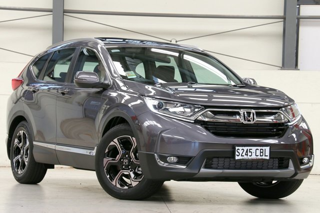 Demonstrator, Demo, Near New Honda CR-V VTi-L FWD, Modbury, 2019 Honda CR-V VTi-L FWD Wagon