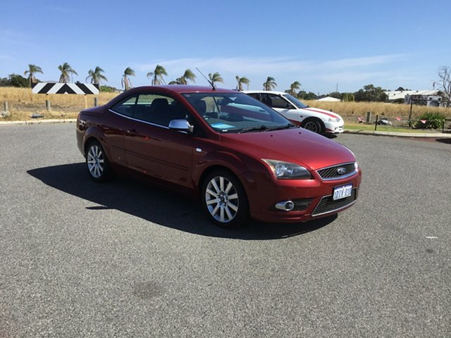 Used Ford Focus Coupe-Cabriolet, Wangara, 2008 Ford Focus Coupe-Cabriolet Cabriolet
