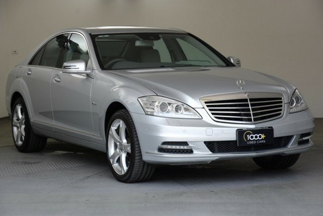 Used Mercedes-Benz S-Class S350 BlueEFFICIENCY L 7G-Tronic +, Warwick Farm, 2012 Mercedes-Benz S-Class S350 BlueEFFICIENCY L 7G-Tronic + Sedan