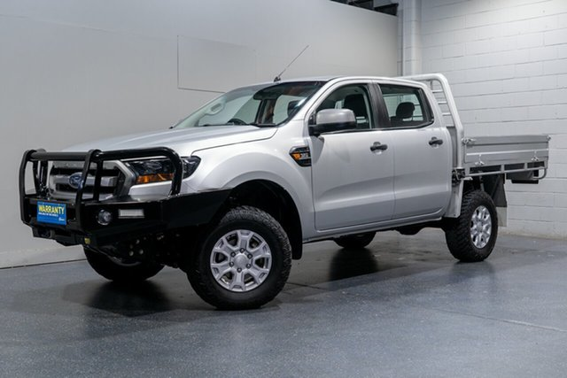 Used Ford Ranger XLS 3.2 (4x4), Slacks Creek, 2017 Ford Ranger XLS 3.2 (4x4) Dual Cab Utility