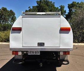 2012 Mitsubishi Triton GLX Cab Chassis.