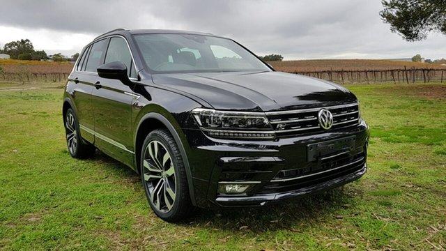 New Volkswagen Tiguan 162TSI DSG 4MOTION Highline, Tanunda, 2019 Volkswagen Tiguan 162TSI DSG 4MOTION Highline Wagon
