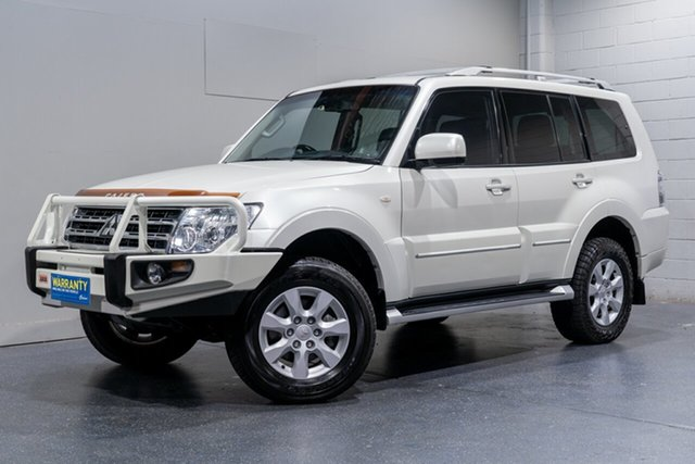 Used Mitsubishi Pajero Platinum Edition, Slacks Creek, 2011 Mitsubishi Pajero Platinum Edition Wagon