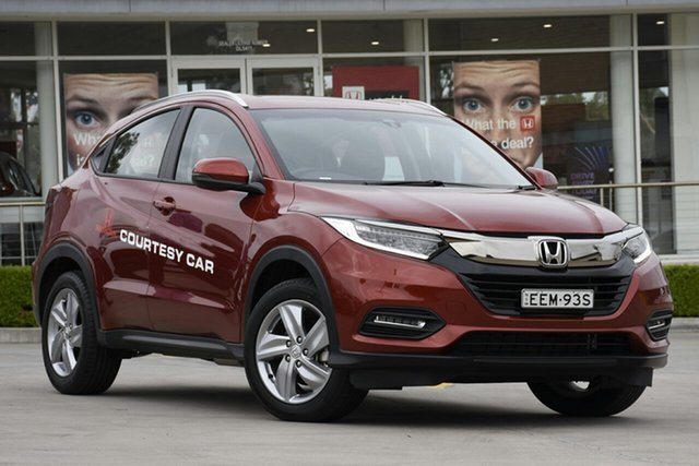 Discounted Demonstrator, Demo, Near New Honda HR-V VTi-S, Narellan, 2019 Honda HR-V VTi-S Hatchback