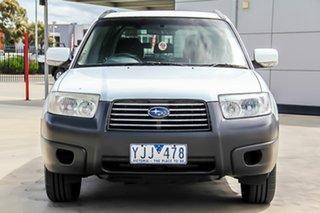 2008 Subaru Forester X AWD Wagon.