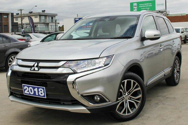 Used Mitsubishi Outlander LS 2WD, Coburg North, 2018 Mitsubishi Outlander LS 2WD Wagon