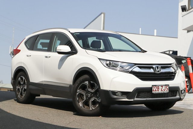 Demonstrator, Demo, Near New Honda CR-V VTi-E FWD, Indooroopilly, 2019 Honda CR-V VTi-E FWD Wagon