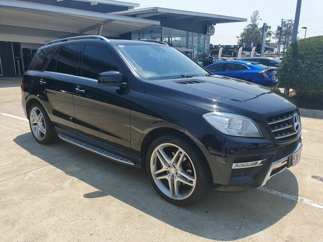 Discounted Used Mercedes-Benz M-Class ML250 BlueTEC 7G-Tronic +, Yamanto, 2013 Mercedes-Benz M-Class ML250 BlueTEC 7G-Tronic + Wagon