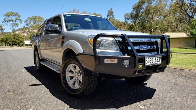 Used Ford Ranger XLT Crew Cab, Tanunda, 2009 Ford Ranger XLT Crew Cab Utility
