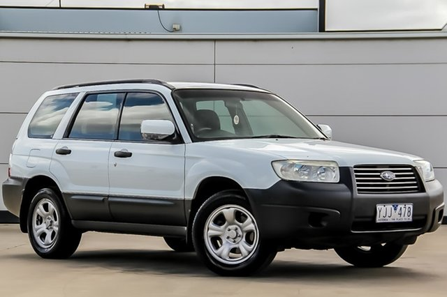 Discounted Used Subaru Forester X AWD, Pakenham, 2008 Subaru Forester X AWD Wagon
