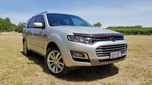 Used Ford Territory TS Seq Sport Shift, Tanunda, 2016 Ford Territory TS Seq Sport Shift Wagon