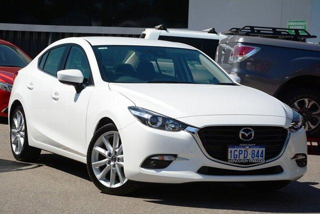 Used Mazda 3 SP25 (5Yr), Mandurah, 2018 Mazda 3 SP25 (5Yr) Sedan