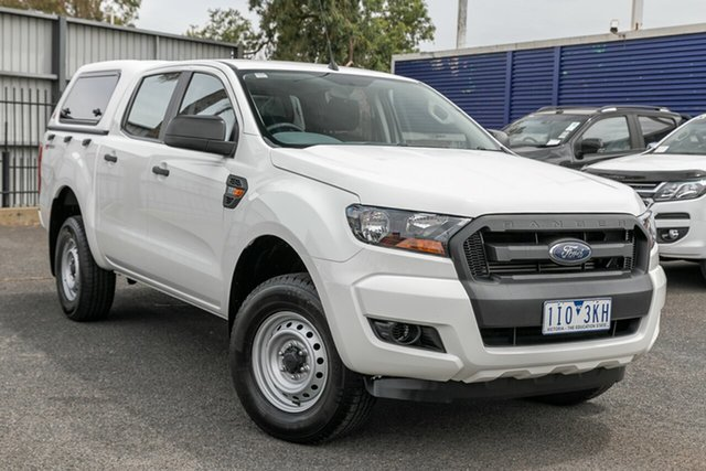 Used Ford Ranger XL Double Cab 4x2 Hi-Rider, Oakleigh, 2016 Ford Ranger XL Double Cab 4x2 Hi-Rider PX MkII Utility
