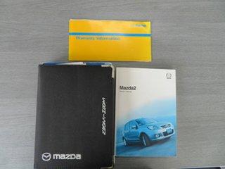 2006 Mazda 2 Hatchback.