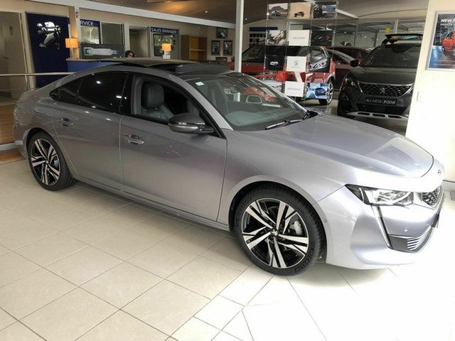 New Peugeot 508 GT, Nambour, 2019 Peugeot 508 GT R8 MY19 Fastback
