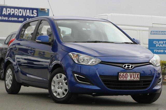 Used Hyundai i20 Active, Bowen Hills, 2015 Hyundai i20 Active Hatchback