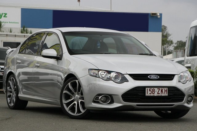 Used Ford Falcon XR6 Turbo Limited Edition, Bowen Hills, 2012 Ford Falcon XR6 Turbo Limited Edition Sedan
