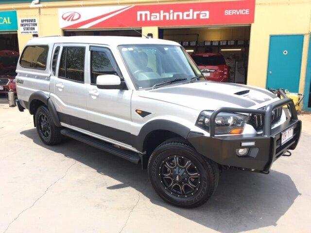 Used Mahindra Pik-Up 4WD, Toowoomba, 2018 Mahindra Pik-Up 4WD Dual Cab Chassis
