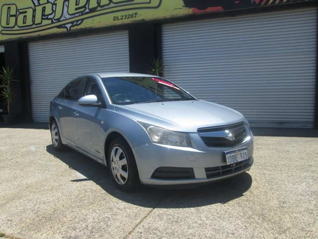 Used Holden Cruze CD, O'Connor, 2009 Holden Cruze CD Sedan