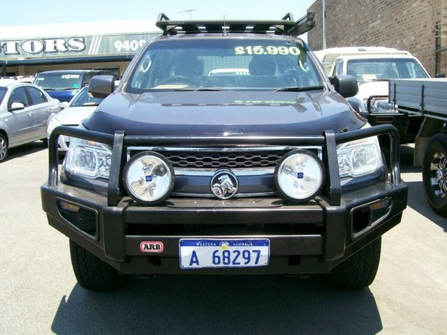 Used Holden Colorado Thunder 2.8 ctdi, Wangara, 2013 Holden Colorado Thunder 2.8 ctdi Crewcab