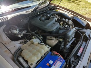 1996 Ford Fairlane Ghia Sedan.