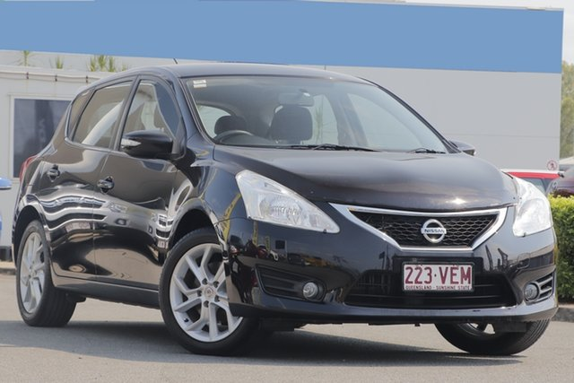 Used Nissan Pulsar ST-S, Toowong, 2013 Nissan Pulsar ST-S Hatchback