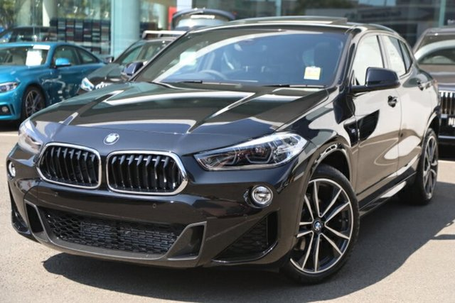 Demonstrator, Demo, Near New BMW X2 sDrive18i M Sport, Brookvale, 2019 BMW X2 sDrive18i M Sport Wagon