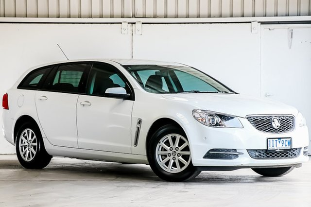 Used Holden Commodore Evoke Sportwagon, Laverton North, 2016 Holden Commodore Evoke Sportwagon Wagon