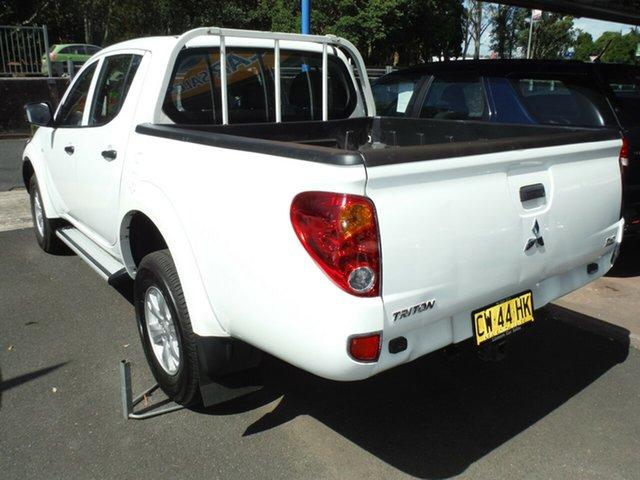 Used Mitsubishi Triton GLX (4x4), East Lismore, 2014 Mitsubishi Triton GLX (4x4) MN MY15 Double Cab Utility