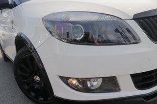 2014 Skoda Fabia 77TSI DSG Monte Carlo Hatchback.
