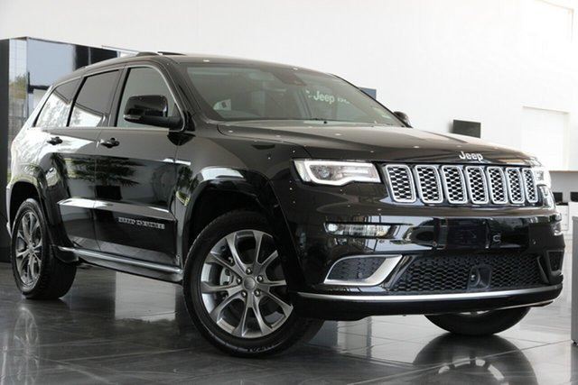 Discounted New Jeep Grand Cherokee Summit, Narellan, 2019 Jeep Grand Cherokee Summit SUV