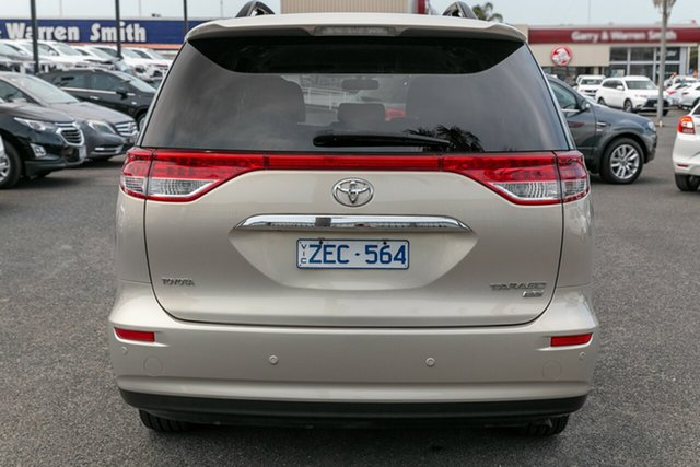 Used Toyota Tarago GLX, Oakleigh, 2012 Toyota Tarago GLX ACR50R MY09 Wagon
