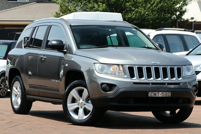 Discounted Used Jeep Compass Sport, Narellan, 2012 Jeep Compass Sport SUV