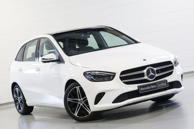 Used Mercedes-Benz B-Class B180 DCT, Chatswood, 2019 Mercedes-Benz B-Class B180 DCT Hatchback