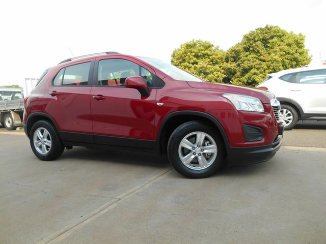 Used Holden Trax LS, Mount Isa, 2013 Holden Trax LS TJ Wagon
