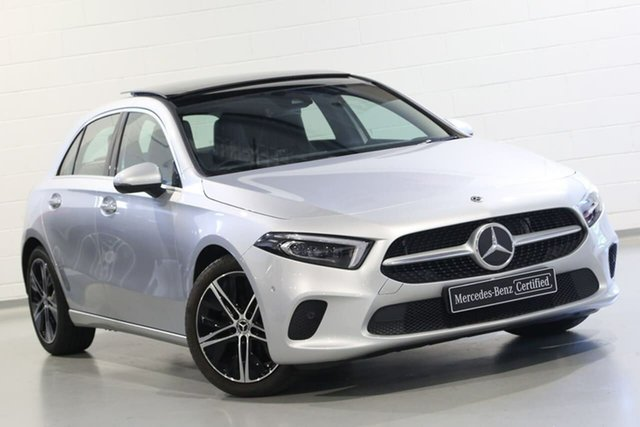 Used Mercedes-Benz A-Class A250 DCT 4MATIC AMG Line, Chatswood, 2019 Mercedes-Benz A-Class A250 DCT 4MATIC AMG Line Hatchback