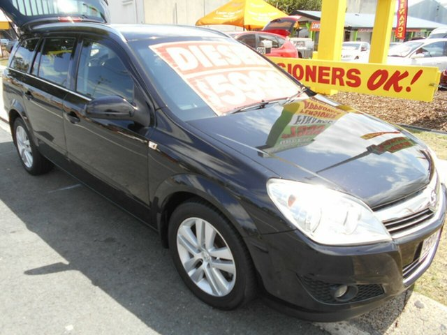 Used Holden Astra CDTi, Slacks Creek, 2008 Holden Astra CDTi Wagon