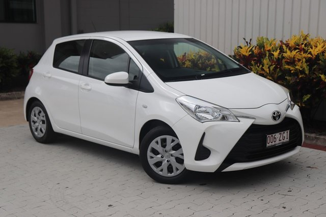 Used Toyota Yaris Ascent, Cairns, 2018 Toyota Yaris Ascent Hatchback