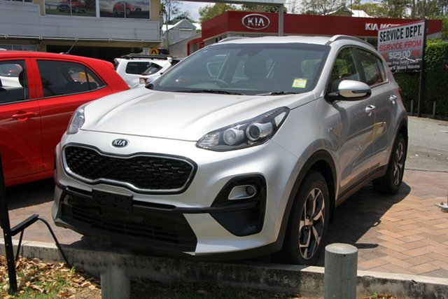 Demonstrator, Demo, Near New Kia Sportage Si AWD, Toowong, 2019 Kia Sportage Si AWD Wagon