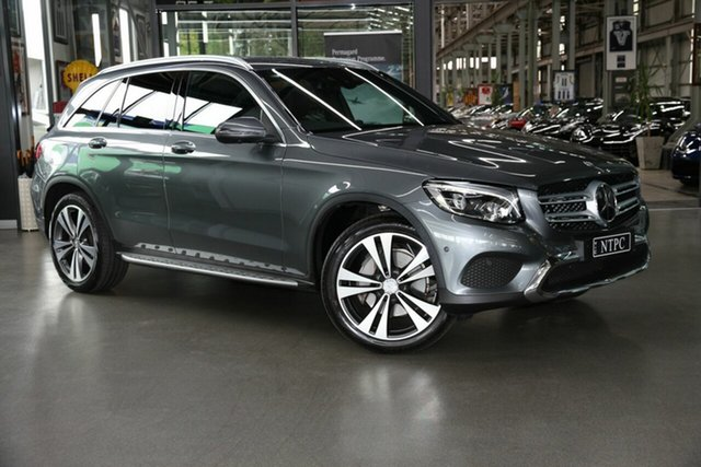 Used Mercedes-Benz GLC-Class GLC250 d 9G-Tronic 4MATIC, North Melbourne, 2016 Mercedes-Benz GLC-Class GLC250 d 9G-Tronic 4MATIC Wagon