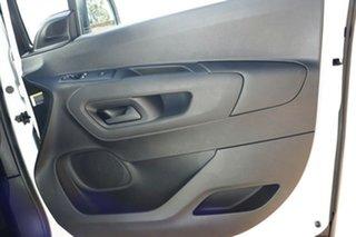 2020 Peugeot Partner Van.