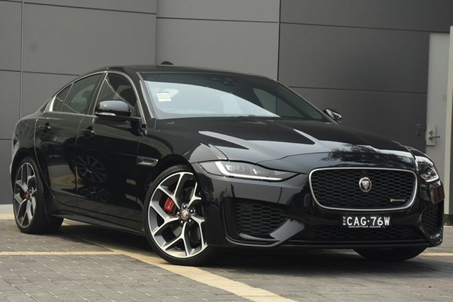 Demonstrator, Demo, Near New Jaguar XE P300 R-Dynamic HSE, Narellan, 2019 Jaguar XE P300 R-Dynamic HSE Sedan
