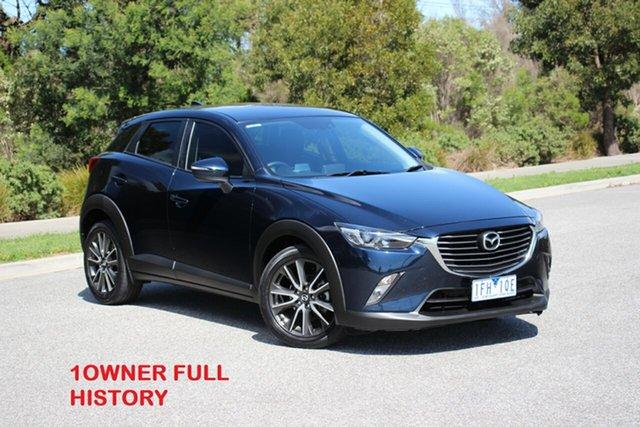 Used Mazda CX-3 sTouring SKYACTIV-Drive, Officer, 2015 Mazda CX-3 sTouring SKYACTIV-Drive Wagon