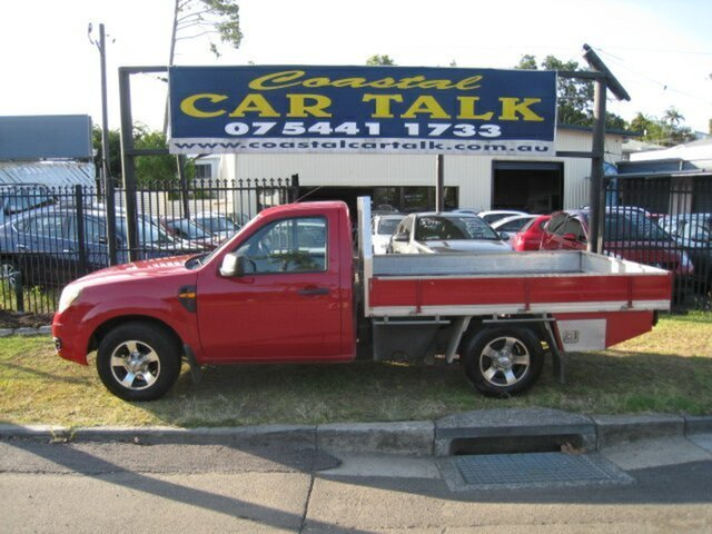 Used Ford Ranger XL (4x2), Nambour, 2009 Ford Ranger XL (4x2) Cab Chassis